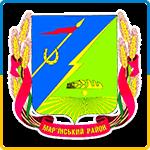Герб - Мар'їнський район